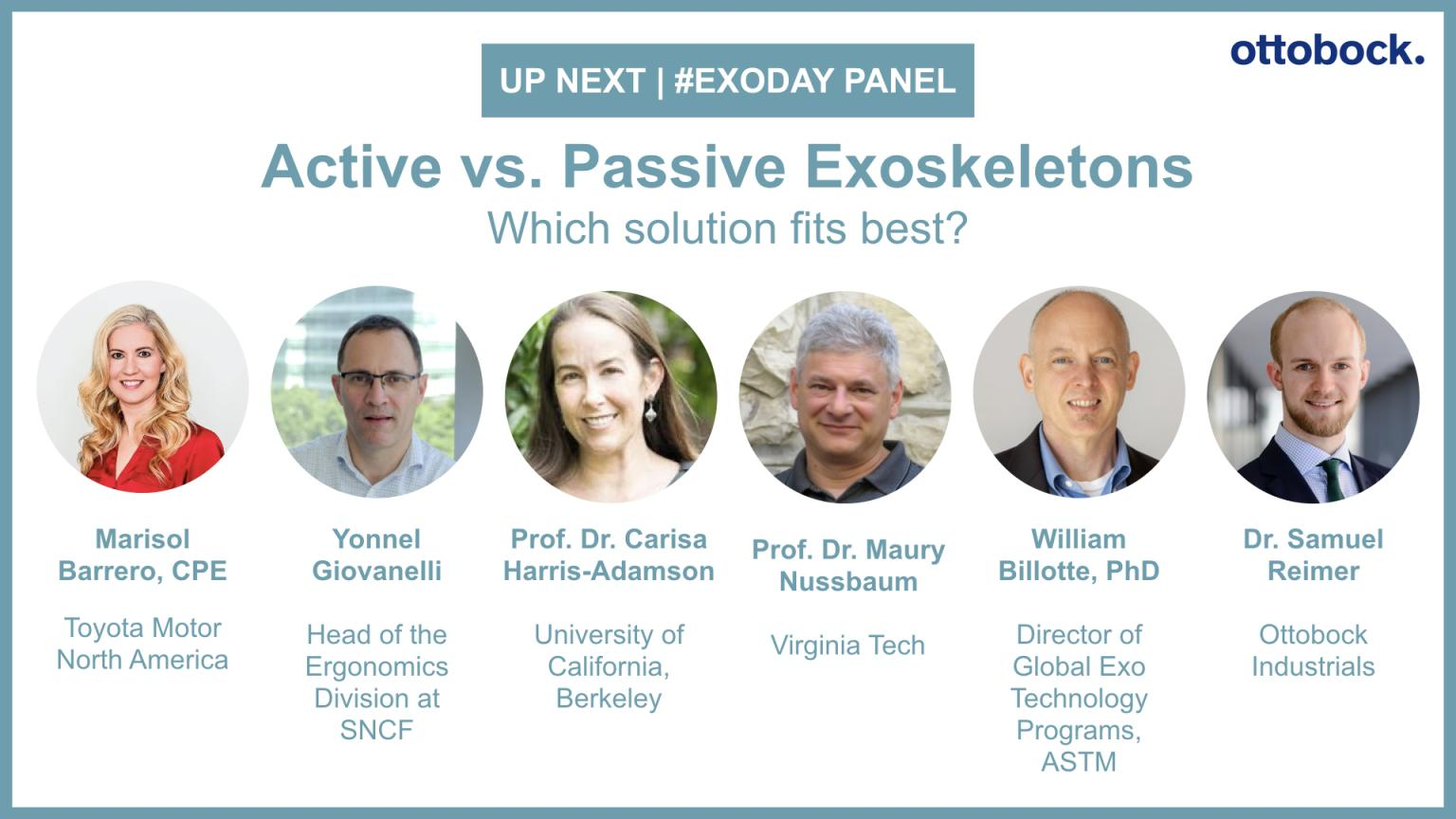 Active vs. Passive Exoskeletons – Which solution fits best?